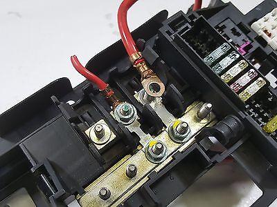 04-06 AUDI A8 D3 Trunk Main Fuse Box Relay Battery Terminal 4E0971845 05 -  $49.95 | PicClick | 2004 Audi A8 Fuse Box Trunk |  | PicClick