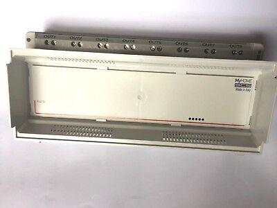 BTICINO F441M Multichannel Matrix My Home 10 DIN MOD videocitofono 2 wires 3
