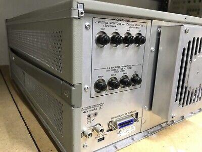 HP 4145B Semiconductor Parameter Analyzer Hewlett Packard ID-AWW-AWW-9-3-4 8