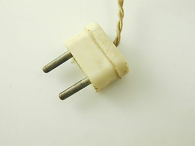 Antique art deco white marble bell pusher butler maids bell circa 1920s 6