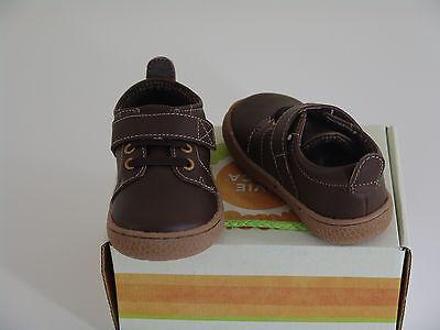 toddler size 4-13 NEW Livie /& Luca boy/'s shoes Archie Orange Classic