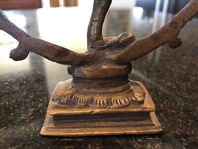 Asian Chinese Bronze Tara Figure 7