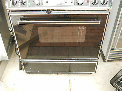 1 Of 3 Jenn Air S125 Downdraft Range With Grill Unit