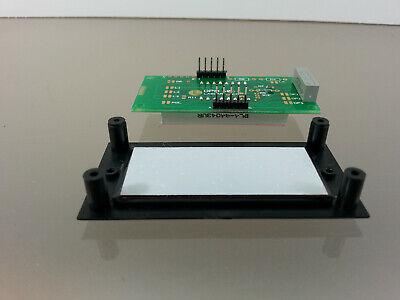 Lascar DPM 40 3 1/2-Digit LED Voltmeter w/200 mV DC, Bezel Mount 4