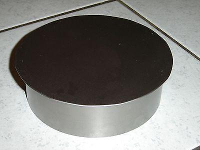Wandkapsel Ø 110 mm Kaminlochkapsel Blinddeckel Kaminlochdeckel Ofenrohrkapsel