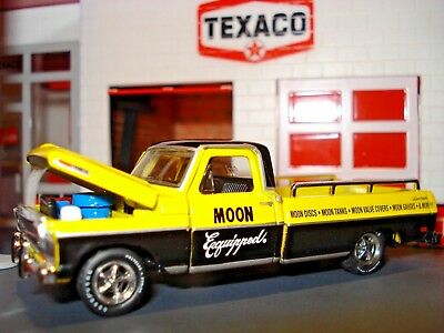 M2 1969 FORD RANGER F-100 PICKUP WITH MOONEYES MOON EQUIPPED PAINT RARE LTD