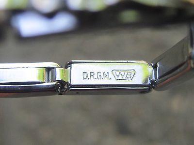 "WOW! NOS Art Deco Swiss Ladies'watch ""AXA""15j, -30s 7"