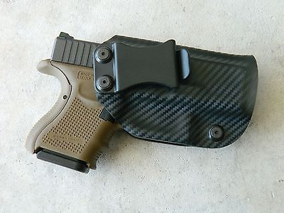 Brand New: Iwb Concealment Kydex Holsters 6