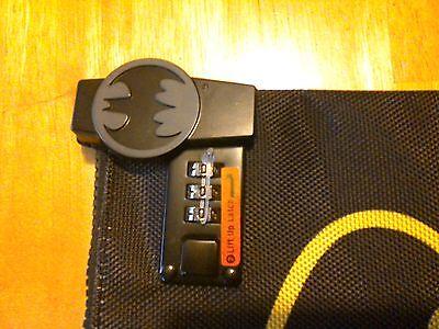 Vaultz Combination Locking Binder Pouch 9 5 8 X 8 1 8 X 3 4 Batman