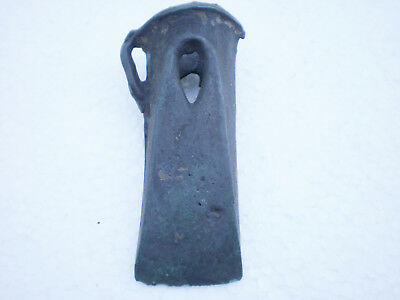 Ancient Bronze AXE Noua culture East Transylvanian Type 1300-1000 century BC