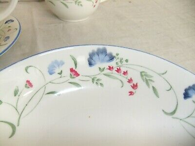 C4 Porcelain English China Royal Doulton Expressions - Windermere (1990) - 9B3B 2