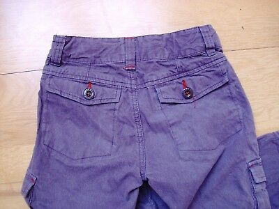 Boys fine needlecord TED BAKER jeans trousers age 7 great condition 4