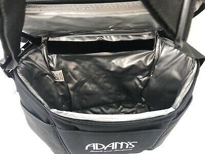 Adams Steak and Seafood Insulated Delivery  Bag With Removable Waterproof Liner 4