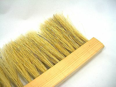 2 x Beekeepers Bee brushes - Natural soft pig bristle 2