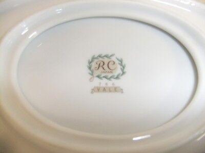C4 Porcelain RC Japan 766 Vale - plate teacup espresso saucer tureen teapot 9C2A 3