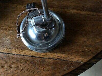 Lampe De Bureau Ancienne Notaire Banquier Art Deco 5