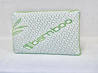 Bamboo Memory Foam Cot Pillow Super Soft- Kids, Junior Toddler Pillow 25x40CM 2