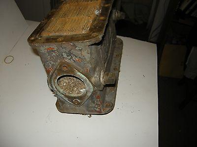 Buda motor water cooler off a boat motor (21) 2