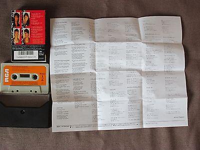 PSEUDO ECHO Love An Adventure JAPAN CASSETTE w/Slip Case+Insert RPT-8731 FREE SH 3