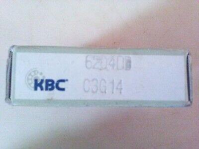 NIB KBC Bearing     6204DD          6204DD C3G81