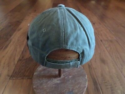 Olive Stone Washed Shadow Embroidered Cap CAP627B Hat 82nd Airborne All The Way