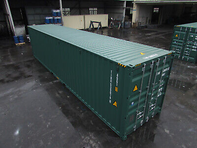 40' High Cube New Shipping Container / 40ft HC One Trip Container in Chicago, IL 2