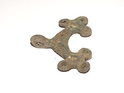 Perfect Bronze female pendant . ca 3-5 AD. Kiev Culture. 10