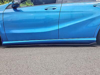 CUP 3 Seitenschweller Schweller Sideskirts Schwert ABS BMW 3er F30 F31 Sportline