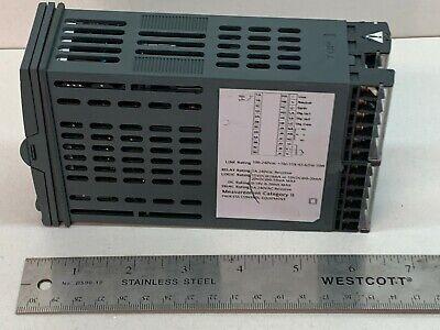 Eurotherm 2408//CC//VH//H2 Process Temperature Control Controller Yellow Buttons