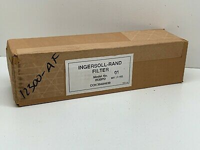 "Ingersoll Rand IR30PD Compressed Air Filter 1/2"" NPT 2"
