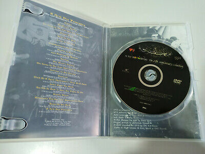 Jethro Tull a New Day Yesterday 1969-1994 - 25TH Anniversary Collection - DVD Am 5