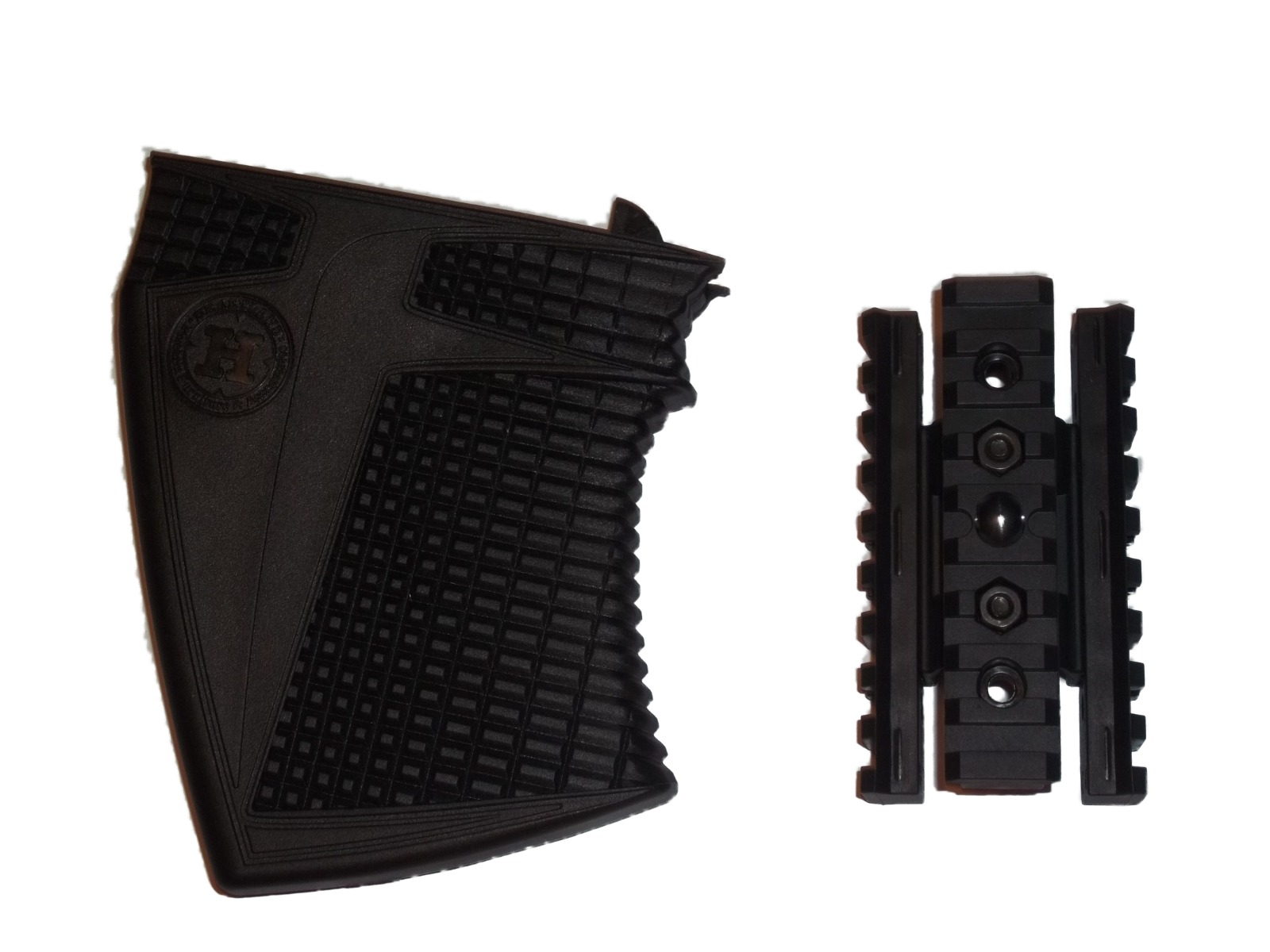 Mosin Nagant 10 Round Magazine Extension /& 2 Side and 1 Bottom Rail Package