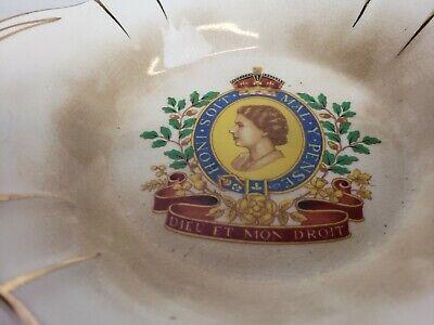 Queen Elizabeth ll Coronation Mug and Bowl 1953 3