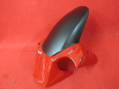 Ducati Multistrada 1200S Touring MTS 1200S Fender Frontfender 56410771A rot