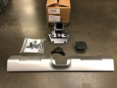 8.0 Ton For Toyota Land Cruiser LC200 FJ200 Trailer Tow Bar Hitch Ball Mount Kit