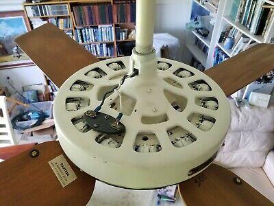 C17 Antique Electric 52 Ceiling Fan