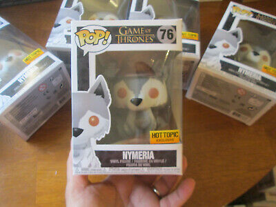Funko Pop Game Of Thrones Nymeria # 76 Exclusive Hot Topic 2