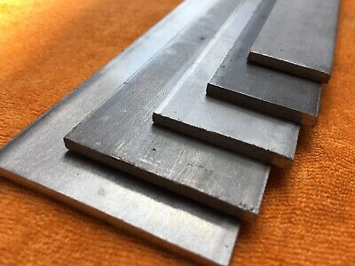 Stainless Steel 304 - Flat Bar - 20mm x 3mm to 50mm x 6mm - 100mm to 1000mm Long 4