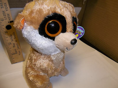 051dc9fbd46 ... RETIRED TY beanie Boos REBEL the MEERKAT 6