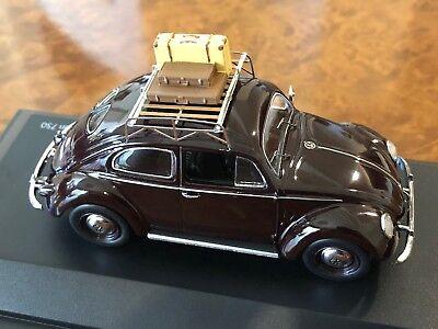 "Schuco 1:43 VW Kafer - Käfer Teilung Fenster "" Sommer 1951 "" #Shu00726 7"