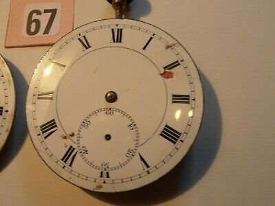 Two Pocket Watch Dials 2