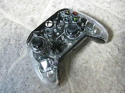 MICROSOFT XBOX ONE / WINDOWS AFTERGLOW PDP Prismatic Wired Controller OVP B-WARE 5