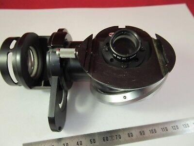 Zeiss Pol 466220 Tourelle Assemblage Microscope Pièce comme sur Photo # 2
