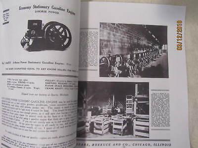 Sears Roebuck Co Gasoline Engines Catalog, Sparta Economy Engine Catalog 5