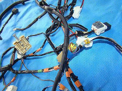 mazda miata wiring harness trunk fuel pump 01 02 03 04 05 ne04 67 050b mx5 oem Fog Light Wiring Harness