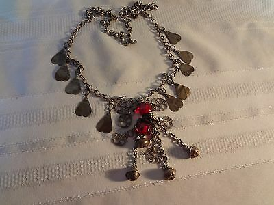 Ottoman Antique Jewelry Silver Necklace Rare And Gorgeous 3