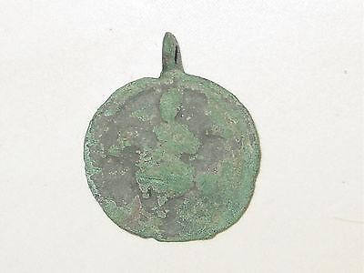 Rarest Superb Viking neck pendant. Kievan Rus.Viking. c 800-1000 AD 7