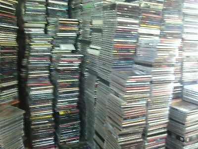 GREAT CONDITION CD LOT-  3000 CDs for $ 6,473 - PARTIAL OFFERS CONSIDERED 3