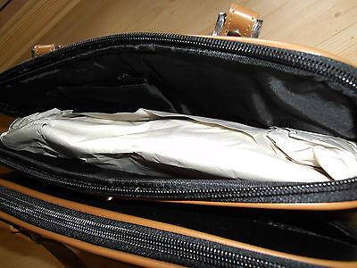80f364950af5a ... Schöne Damen Tasche Handtasche Tragetasche Conti Osvaldo schwarz braun  Top Neu 7