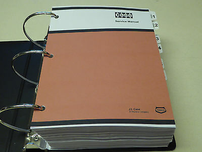 case 2090 2290 tractor service manual repair shop book new with rh picclick com Old Ford Tractor Wiring Diagram All Lawn Mower Wiring Diagrams